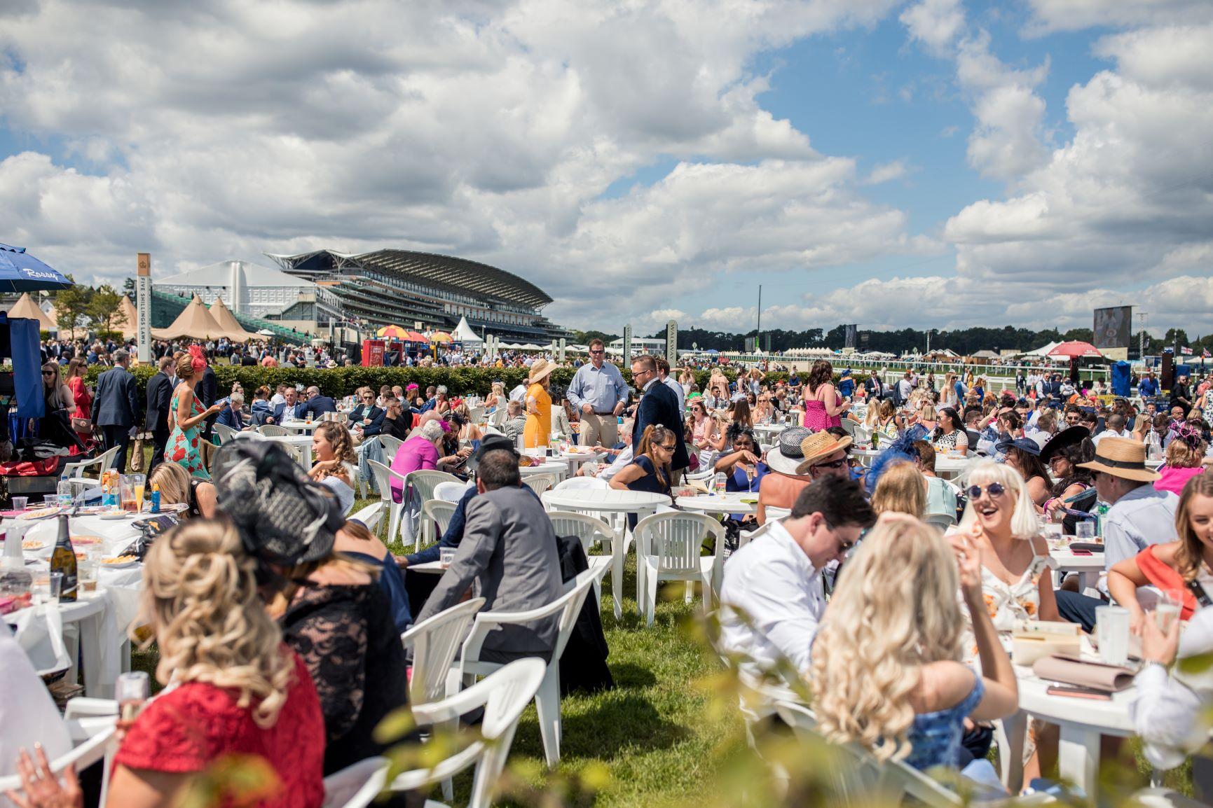 Ascot Race Dates 2021